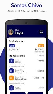 Chivo Wallet Apk Version 2021** 1