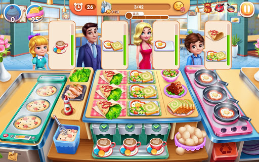 My Cooking - Restaurant Food Cooking Games modavailable screenshots 15