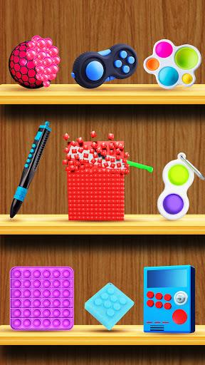 Fidget Toys 3D: Antistress Game-ASMR Fidget 1.6 screenshots 2