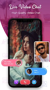 Girls Mobile number & Random video call with girls 4