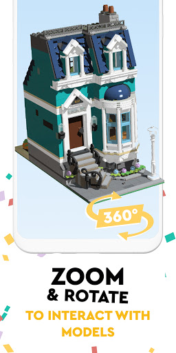LEGOu00ae Building Instructions - Construction sets android2mod screenshots 4