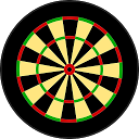The Darts Game Super Dart 3D