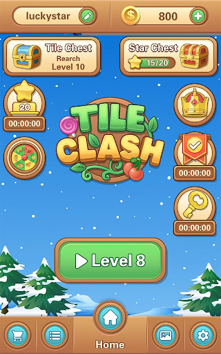 Tile Clash-Block Puzzle Jewel Matching Game  screenshots 18