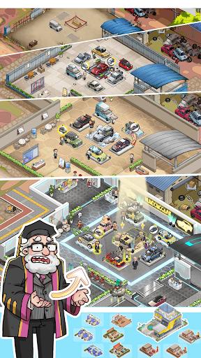 Used Car Tycoon Game Apkfinish screenshots 6