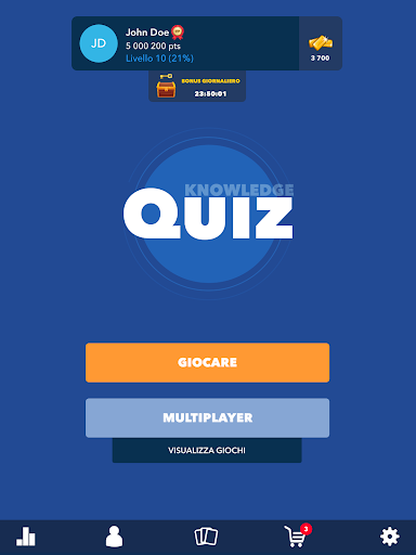 Super Quiz - Cultura Generale Italiano android2mod screenshots 9