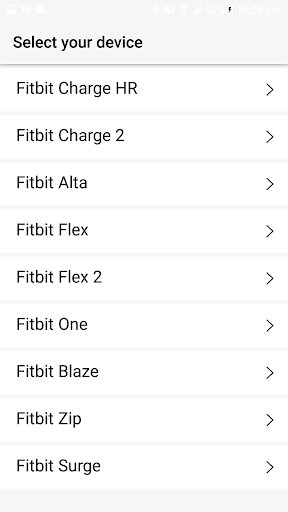 Finder for Fitbit - find your lost Fitbit 1.2.6 Screenshots 3
