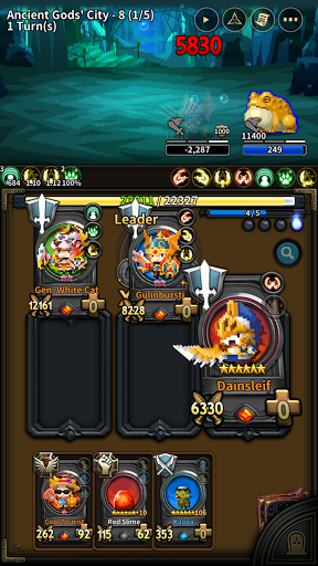 Triple Fantasy Premium Apkfinish screenshots 1