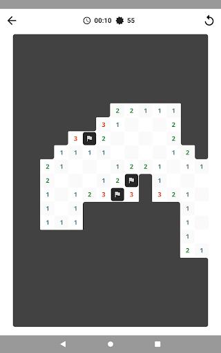 Antimine: free minesweeper  screenshots 9
