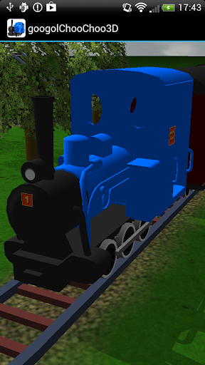 googolChooChoo3D 1.3.32 screenshots 1
