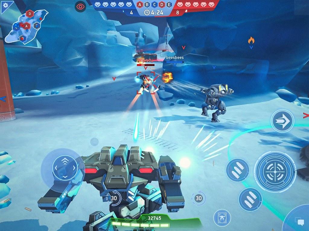 Mech Arena: Robot Showdown poster 7