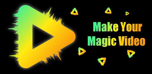 Magic Video Editor Guide Glitch Effect Movie Maker APK 0