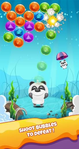 Code Triche tir à la bulle Jeu - tireur de bulles puzzle Jeux APK MOD (Astuce) screenshots 2