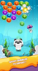 Bubble Shoot Puzzle – Jungle Pop Match Game APK 2