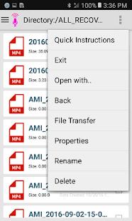 Audio Recovery 4.8 APK screenshots 5