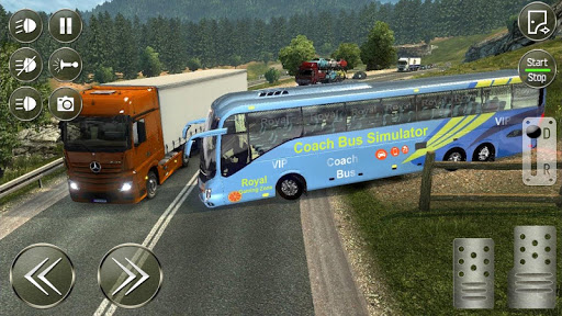 US Bus Simulator 2020 : Ultimate Edition android2mod screenshots 5
