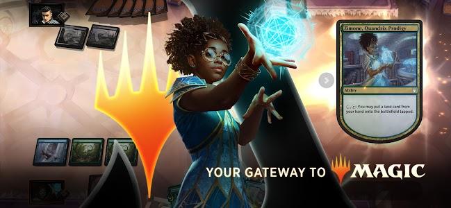 Magic: The Gathering Arena 2021.4.50.710