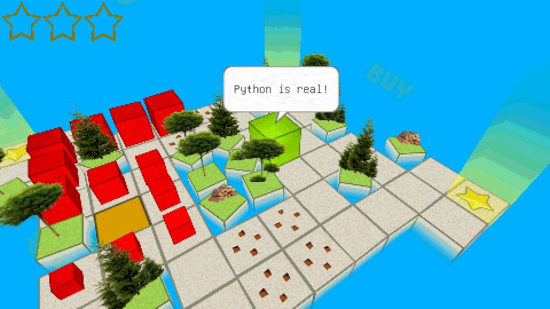 QUBIC: Turn-Based Maze Game screenshot 7