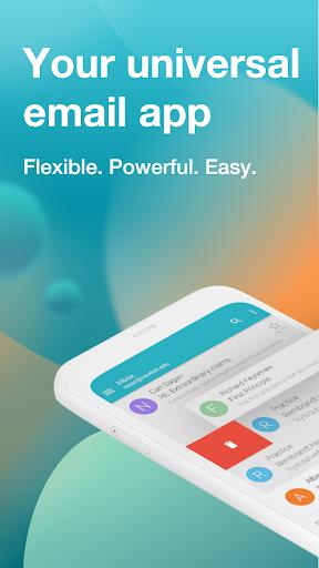 Email Aqua Mail - Exchange, SMIME, Smart inbox  Screenshots 1