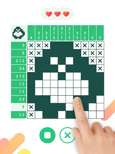 Logic Pixel - Picture puzzle 1.0.6 screenshots 20
