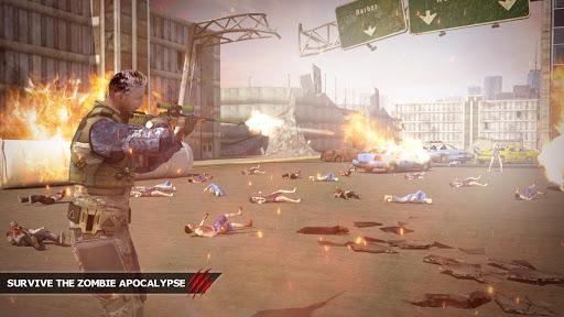 Dead Walk City : Zombie Shooting Game apkdebit screenshots 21