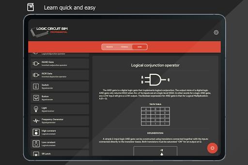Logic Circuit Simulator Pro android2mod screenshots 24