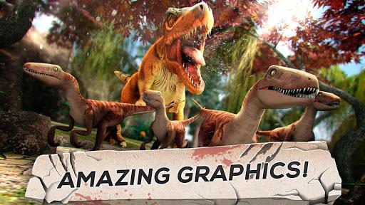 Jurassic Dinosaur Simulator 3D  screenshots 5