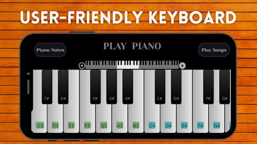 Play Piano: Piano Notes | Keyboard 2.3 screenshots 2