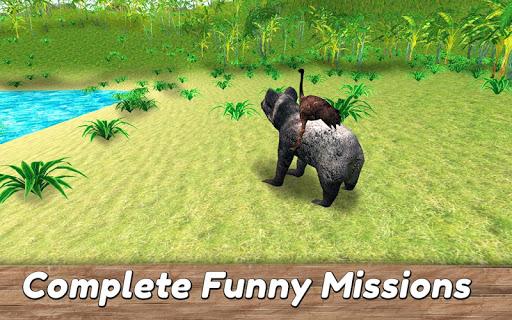 koala family simulator - try australian wildlife! screenshot 2
