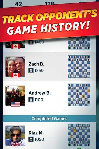 Chess With Friends Free 1.89 screenshots 4