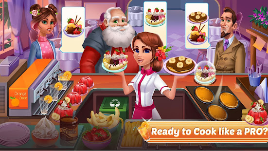Cooking Games for Girls - Craze Food Kitchen Chef 1.03 Screenshots 5