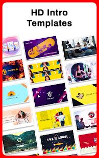 Intro Maker, Outro Maker, Intro Templates 32.0 Screenshots 9