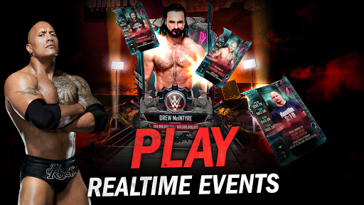 WWE SuperCard - Multiplayer Collector Card Game  screenshots 3