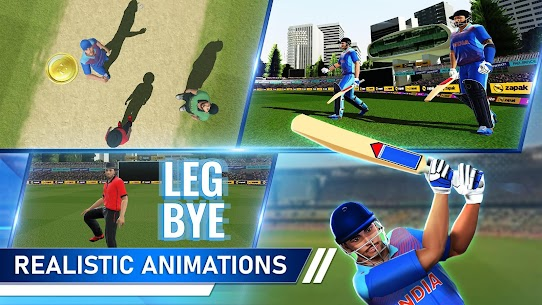 T20 Cricket Champions 3D MOD (Unlimited Gold Coins) 4