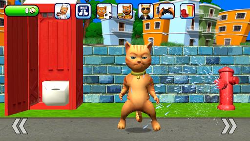 Talking Cat Leo: Virtual Pet 15 screenshots 5