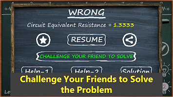One Ohm - Resistance Game for Electrical Engineers