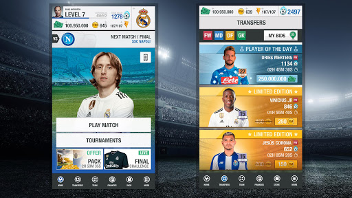 PRO Soccer Cup 2020 Manager 8.60.030 screenshots 4