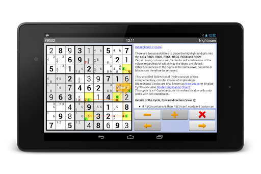 Sudoku 10'000 Free 8.2.1 screenshots 13