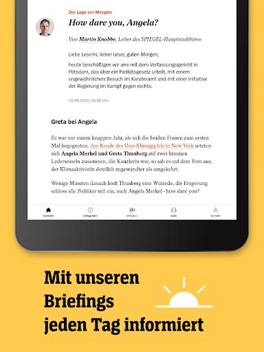 DER SPIEGEL - Nachrichten 4.1.4 Screenshots 9