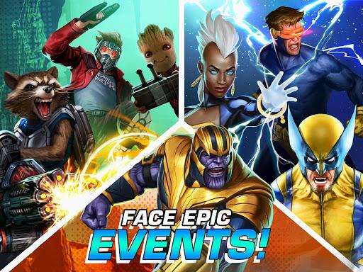 MARVEL Puzzle Quest: Join the Super Hero Battle! screenshots 13