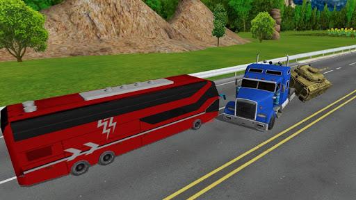 Tank Transporter 3D  screenshots 4