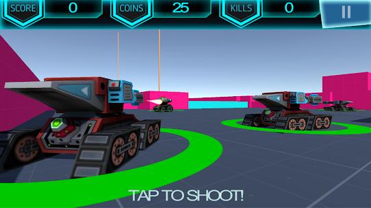 Block Tank Battle 3D Hack & Cheats Online 1