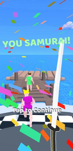 Katana Dash 3D  screenshots 8