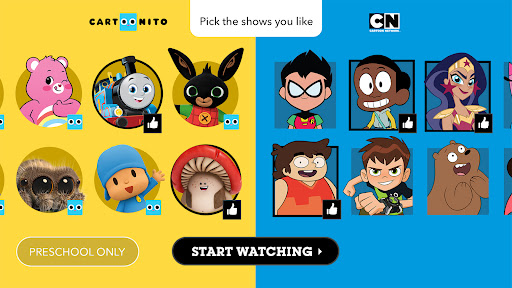 Foto do Cartoon Network App
