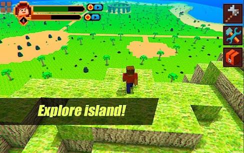 Survival Island : Primal Craft (MOD money) 4