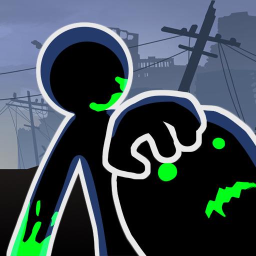 StickMan Zombie Defense