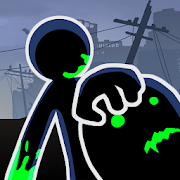 StickMan Zombie Defense