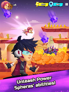Image For BoBoiBoy Galaxy Run: Fight Aliens to Defend Earth! Versi 1.0.6g 7
