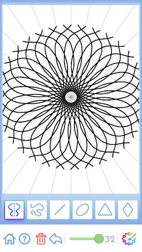 Mandala: Coloring for adults  screenshots 5