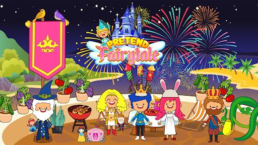 My Pretend Fairytale Land - My Royal Family Game screenshots 5