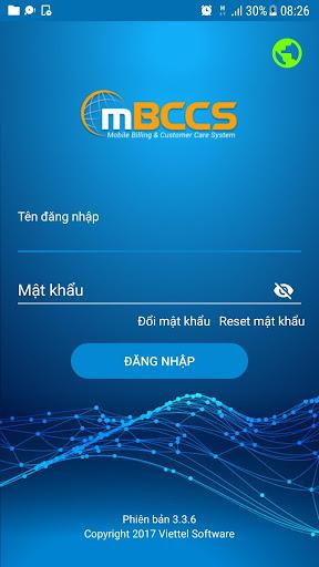 mBCCS 2.0 - Viettel Telecom 5.6.7 Screenshots 1